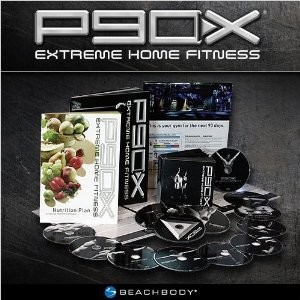 Cover Image for P90X DVD